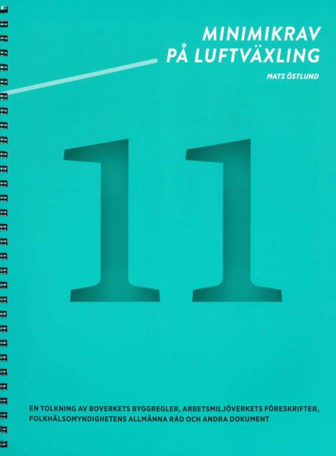 Ny utgåva av Minimikrav på luftväxling