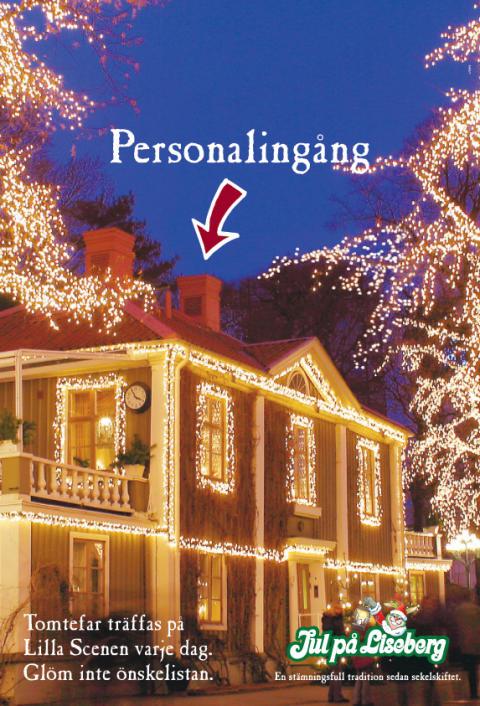 Liseberg tog hem vinst i internationell reklamtävling