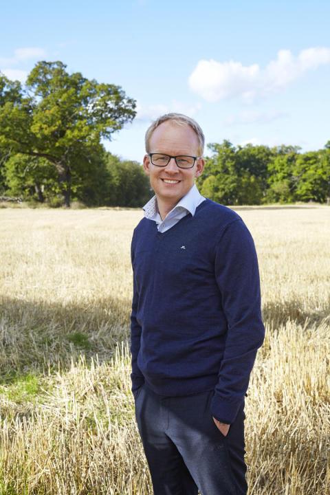 Claes Johansson hållbarhetschef Lantmännen
