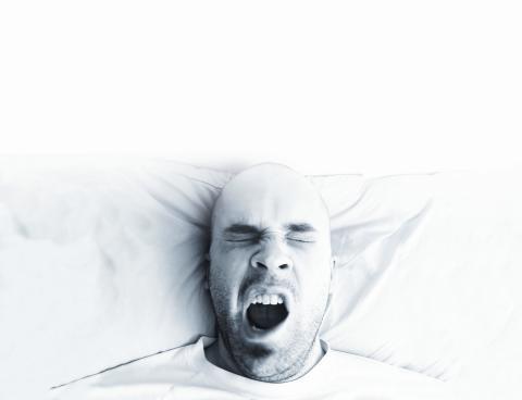 Upp till ett års väntetid för behandling av sömnapné