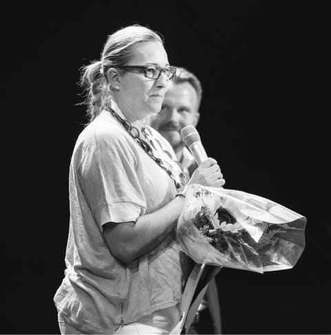 Petra Palmgren Lindwall blev Årets Connectare 2015
