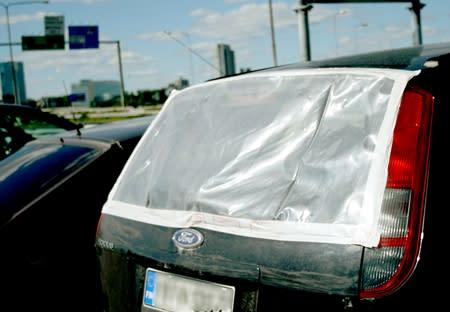 Auto joutuu ilkivallan kohteeksi useimmin pääkaupunkiseudulla