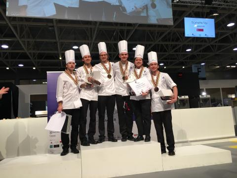​The Global Young Chefs Challenge 2017 Announces Results