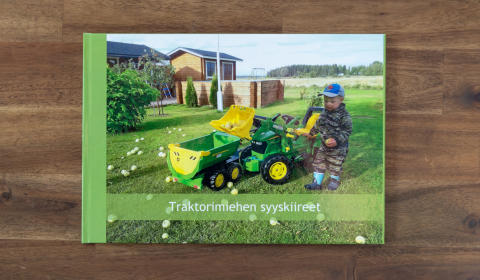 Traktorimiehen syyskiireet