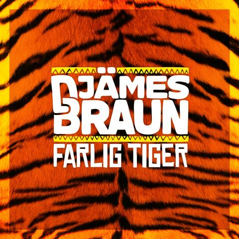 Farlig tiger packshot