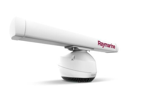 Raymarine: FLIR Introduces Raymarine Magnum High-Performance Marine Radar