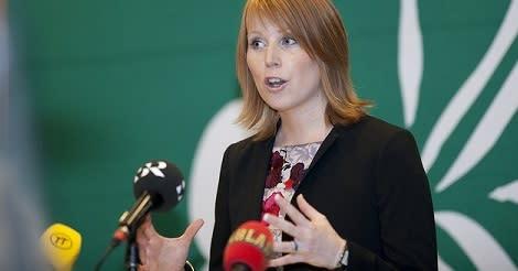 Annie Lööf kommenterar Geelys etablering av forsknings- och utvecklingscenter i Göteborg