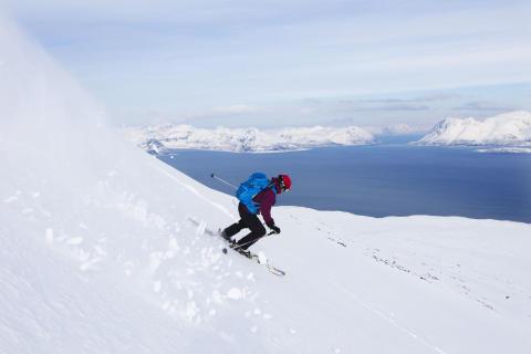 Ønsker bedre parkeringsmuligheter for skiturister i Lyngsalpan