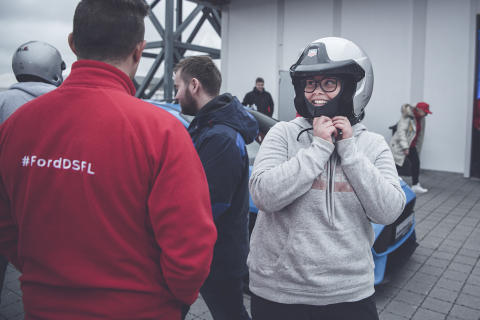 Ford Driving Skills For Life 2017 (30)