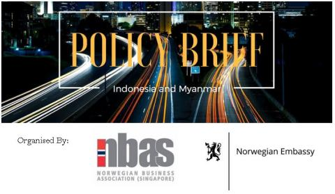 Last chance to sign up: Policy Brief 2016 - Indonesia and Myanmar on 15 November 2016