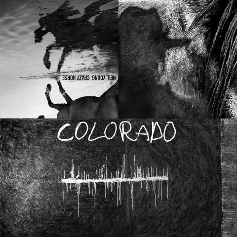 Neil Young, Crazy Horse - Colorado (artwork)