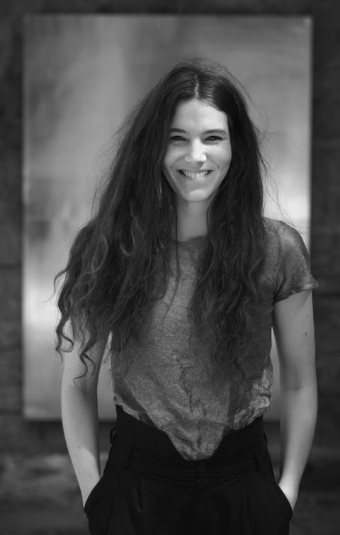 Sandra Backlund får Bildkonstnärsfondens