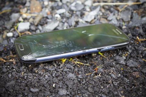 Hver tredje beskytter ikke mobilen