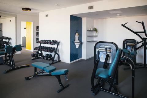 Vienna House Easy Leipzig - Fitnessstudio