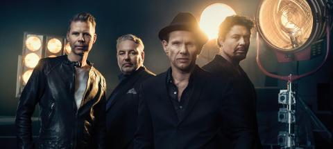 """Bo Kaspers Orkesters hyllade show """"Allt ljus på oss"""" till Scandinavium"""
