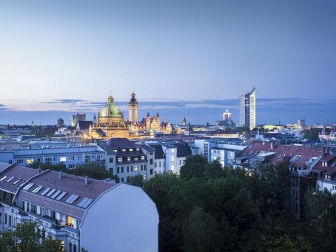 Rang 9 im Städteranking: Leipzig zieht bei der Einwohnerzahl an Essen vorbei