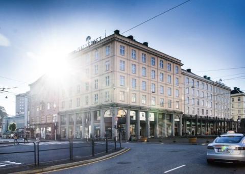 Dogman öppnar konceptbutik på anrika Galleriet i Bergen