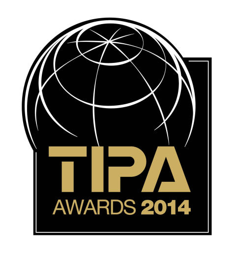 TIPA Awards 2014 logo