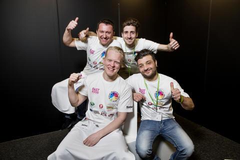 Fyra finalister klara i Pizza-SM