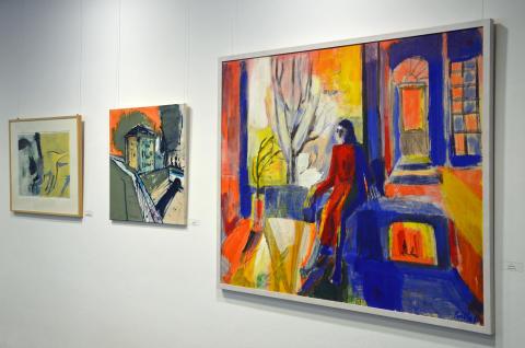"""Jubiläumsausstellung """"20 Jahre galerie.leipziger-schule"""""""
