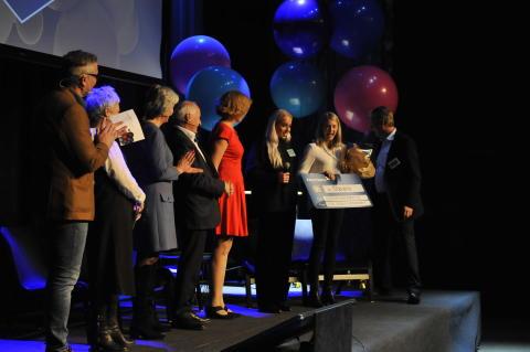 Generasjonsmøte M er Årets Sosiale Entreprenør!