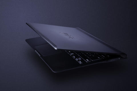 Tobii and Synaptics Unveil Concept Laptop That Integrates Eye Tracking and Touchpad User Interface Controls