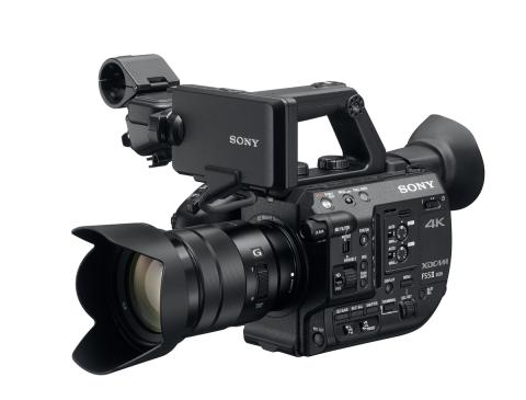 ​Sony introduceert FS5 II professionele camcorder