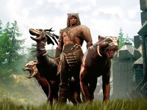 Funcom releases biggest post-launch Conan Exiles update yet!