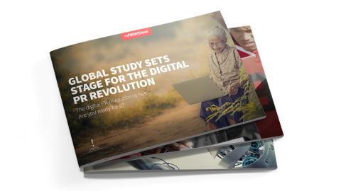 Et nyt studie afslører, at teknologi spiller en revolutionerende stor rolle i forhold til PR