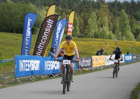 Vinner av M Junior Konnerudrittet 2016 Martin Emil Siggerud