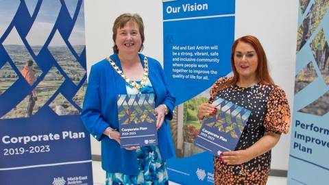 Council outlines plans to shape Mid and East Antrim's ambitious future