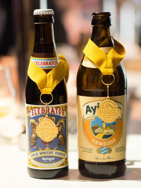 Bästa ölen på Stockholm Beer & Whisky Festival 2016