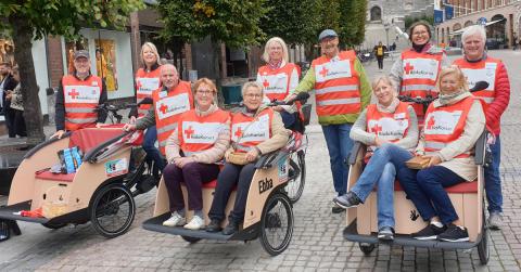 Helsingborgs stad erbjuder personer 70 år eller äldre hjälp med inköp