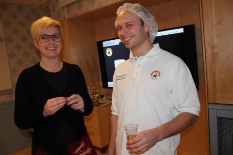 Polarbröd i Älvsbyn firar Utstickarår 2012