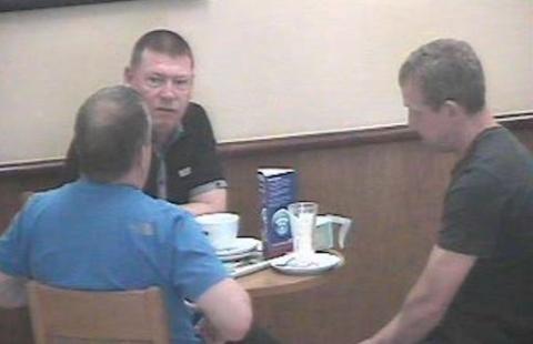Op Indelible gang meeting surveillance 1