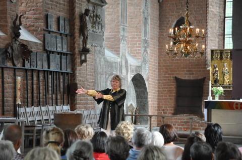 Sigtunas första litteraturfestival en succé - över 1000 personer deltog
