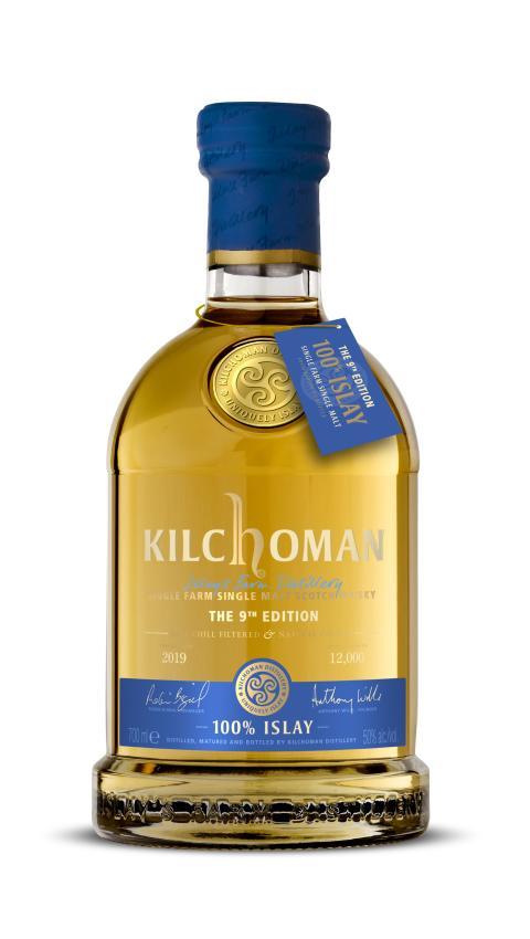 Kilchoman 100% Islay 2019