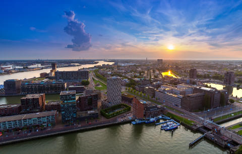 ChartCo relocates offices to the heart of Rotterdam