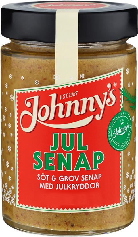 Johnny's® Julsenap
