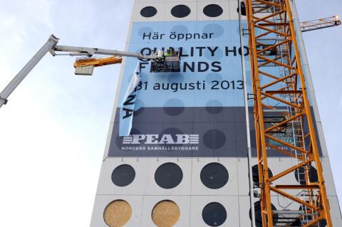 Quality Hotel Arena blir Quality Hotel Friends