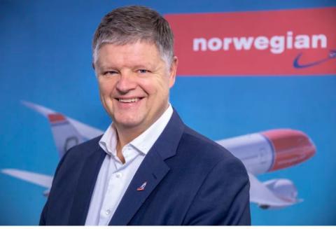 Jacob Schram blir ny koncernchef på Norwegian