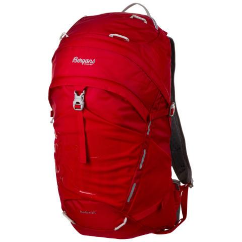 Rondane 30 L - Red/Aluminium