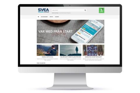Svea Ekonomi Checkout nu live på flera plattformar