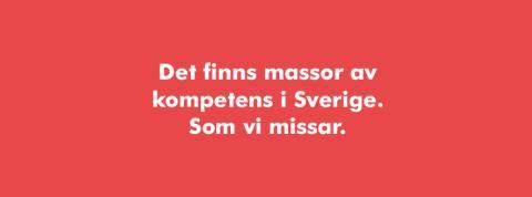 Åhléns hjälper till att öppna dörren till arbete för nya svenskar