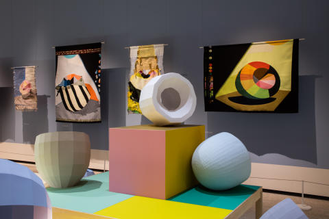 Hella Jongerius – Breathing Colour på Nationalmuseum