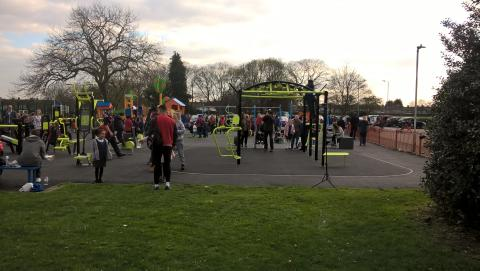 London Sport and The Great Outdoor Gym Company partner to enhance use of capital's outdoor spaces