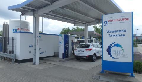 Air Liquide Dusseldorf