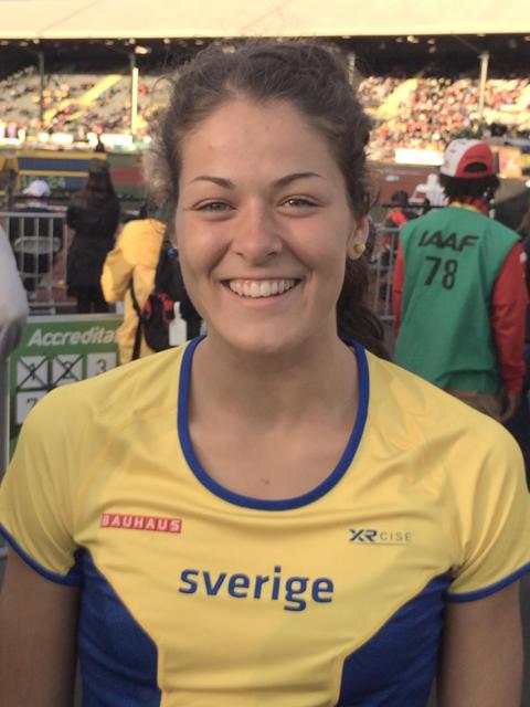 Mångkamparen Sofia Linde får ekonomisk draghjälp i sin satsning