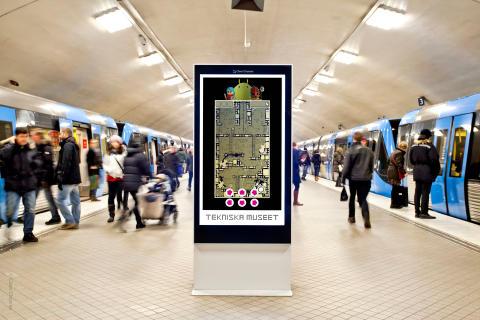 """Stadsdelskampen 2.0 – vilken stadsdel är """"mest"""" dataspel i Stockholm?"""