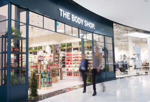 The Body Shop, Mall of Scandinavia